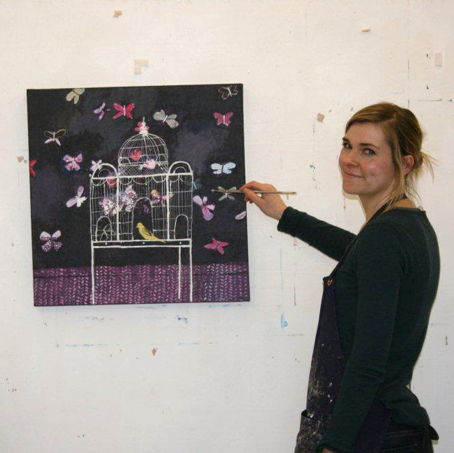 Charlotte Hardy Artist Interview Pure Illustration The Pure